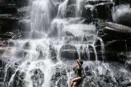 bali kanto waterfall