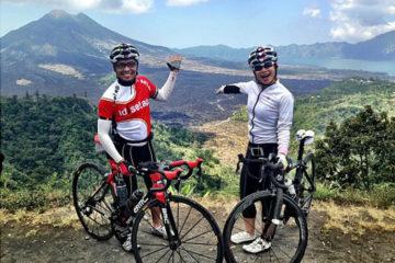 kintamani cycling tour